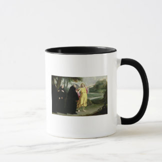 Scene from the Life of St. Benedict Mug