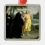 Scene from the Life of St. Benedict Ornament