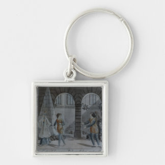 Scene from 'The Magic Flute' Keychain