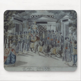 Scene from 'The Magic Flute' Mouse Pad
