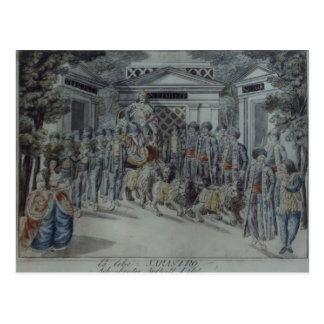 Scene from The Magic Flute Postcards