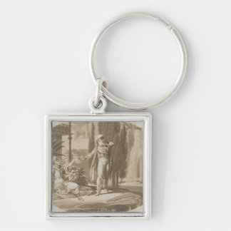 Scene from 'The Marriage of Figaro' Keychain
