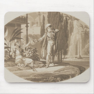Scene from 'The Marriage of Figaro' Mouse Pad