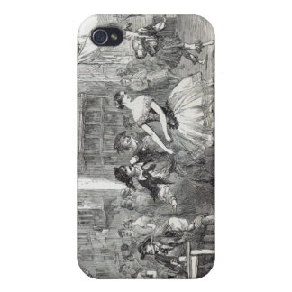 Scene from the new Ballet of 'The Wags of iPhone 4/4S Case