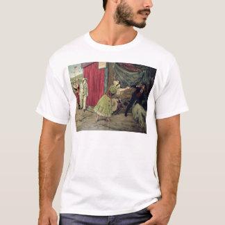 Scene from the opera 'Pagliacci' T-Shirt