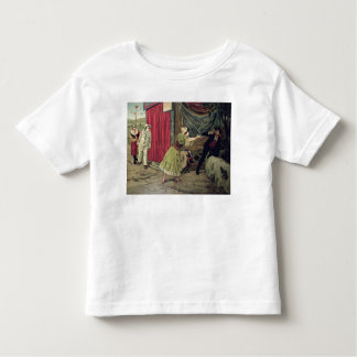 Scene from the opera 'Pagliacci' Toddler T-shirt