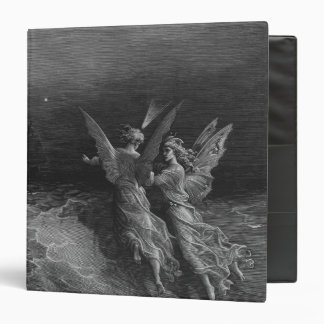 Scene from 'The Rime of the Ancient Mariner' 2 3 Ring Binder