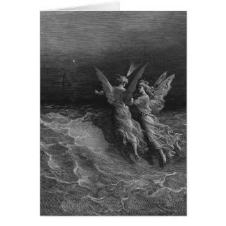 Scene from 'The Rime of the Ancient Mariner' 2 Card
