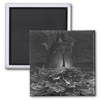 Scene from 'The Rime of the Ancient Mariner' 2 Magnet