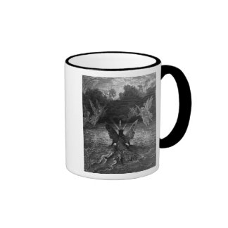 Scene from 'The Rime of the Ancient Mariner' 2 Ringer Coffee Mug