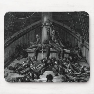 Scene from 'The Rime of the Ancient Mariner' 3 Mouse Pad
