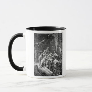 Scene from 'The Rime of the Ancient Mariner' 3 Mug