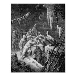 Scene from 'The Rime of the Ancient Mariner' 3 Poster