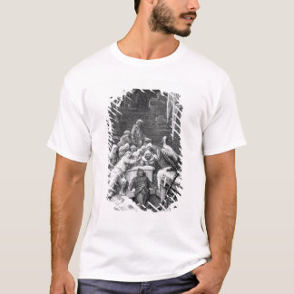 Scene from 'The Rime of the Ancient Mariner' 3 T-Shirt