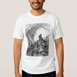 Scene from 'The Rime of the Ancient Mariner' 3 T Shirts