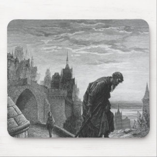 Scene from 'The Rime of the Ancient Mariner' 4 Mouse Pad