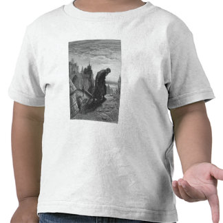 Scene from 'The Rime of the Ancient Mariner' 4 T-shirt