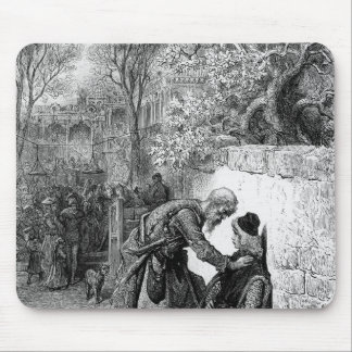 Scene from 'The Rime of the Ancient Mariner', Mouse Pad