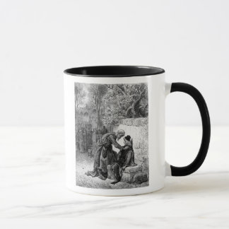 Scene from 'The Rime of the Ancient Mariner', Mug