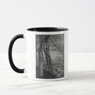 Scene from 'The Rime of the Ancient Mariner' Mug