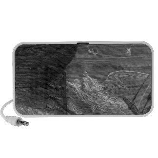 Scene from 'The Rime of the Ancient Mariner' iPhone Speaker