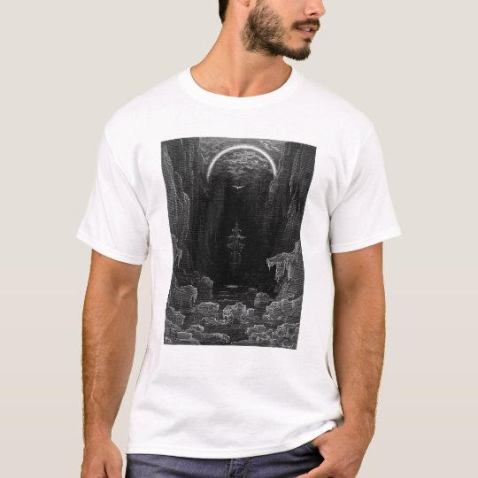 Scene from 'The Rime of the Ancient Mariner' T-Shirt