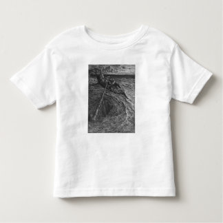 Scene from 'The Rime of the Ancient Mariner' T-shirts