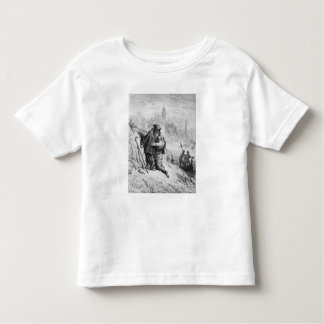 Scene from 'The Rime of the Ancient Mariner' Tee Shirt