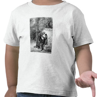 Scene from 'The Rime of the Ancient Mariner', Tee Shirts