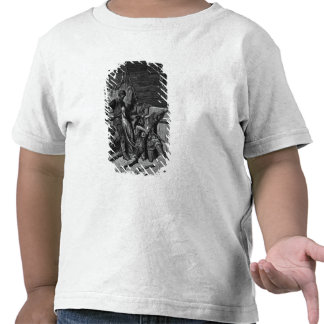 Scene from 'The Rime of the Ancient Mariner' Tshirt