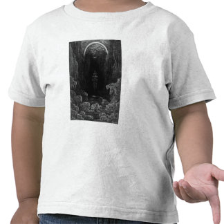 Scene from 'The Rime of the Ancient Mariner' Tee Shirts