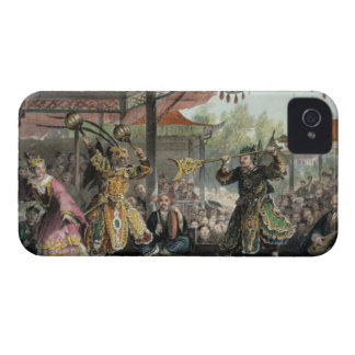 Scene from the Spectacle of 'The Sun and Moon', fr Case-Mate iPhone 4 Cases