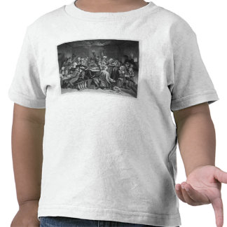 Scene in a Gaming House Tshirt