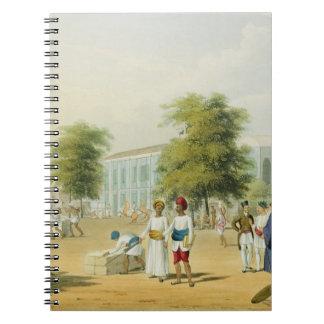 Scene in Bombay, from Volume I of 'Scenery, Costum Notebooks