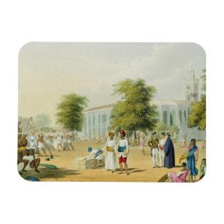 Scene in Bombay, from Volume I of 'Scenery, Costum Magnets