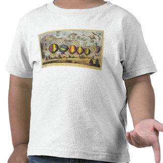 Scene in the Farce 'Lofty Prospects' Tee Shirt