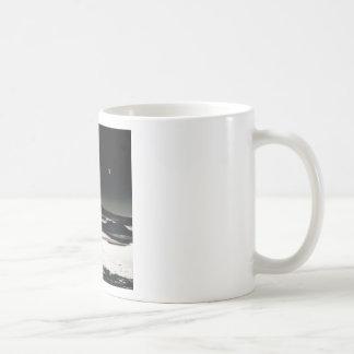 Scene Moonrise Negit Island Coffee Mug