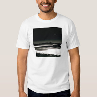 Scene Moonrise Negit Island Shirt