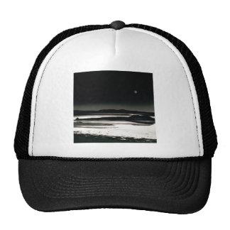 Scene Moonrise Negit Island Trucker Hat