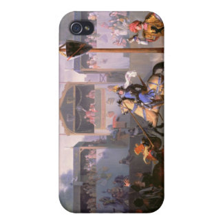 Scene of a Tournament in the Fourteenth Century, 1 iPhone 4 Covers