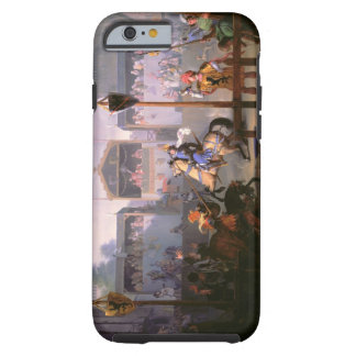 Scene of a Tournament in the Fourteenth Century, 1 Tough iPhone 6 Case