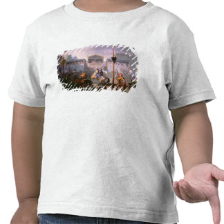 Scene of a Tournament in the Fourteenth Century, 1 T-shirts