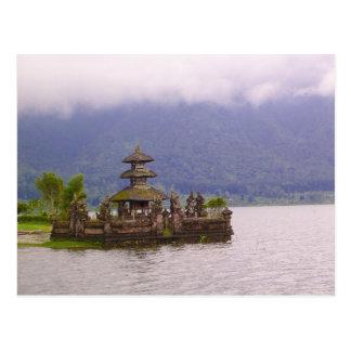 Scene of Bali Postcard
