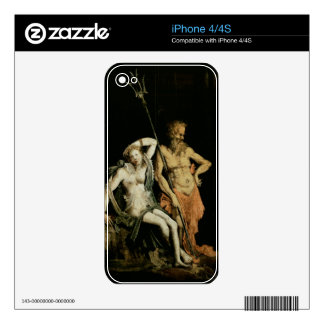Scene of Hell: detail showing Hades and Persephone iPhone 4 Skins