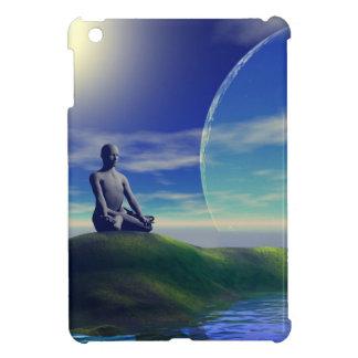 Scene of meditation case for the iPad mini