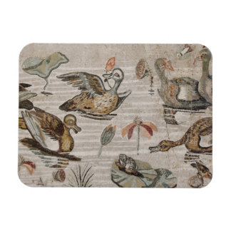 Scene of waterfowl on the Nile, House of Faun Magnet