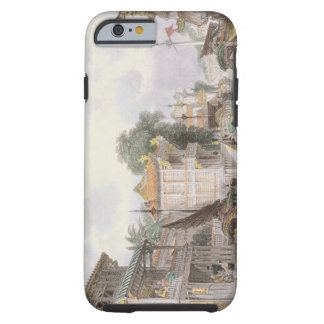 Scene on the Horan Canal near Canton, c.1850 (colo Tough iPhone 6 Case