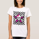 Scene Queen Skull Star T-Shirt