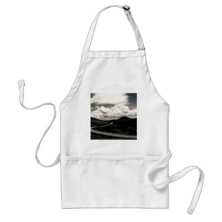 Scene Road Craters Of The Moon Apron