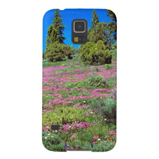 Scene Springtime Sierra Foothills California Galaxy S5 Covers